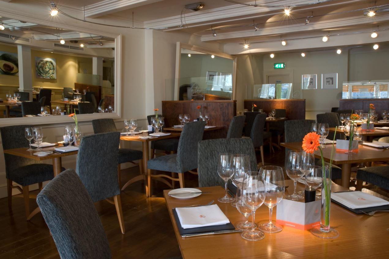 Michael Caines Restaurant at ABode Exeter - Devon