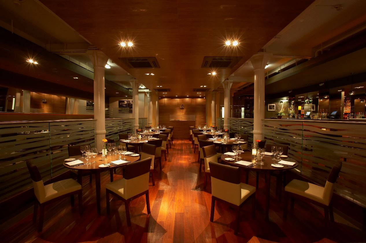 Reserva en Michael Caines Restaurant at ABode Manchester