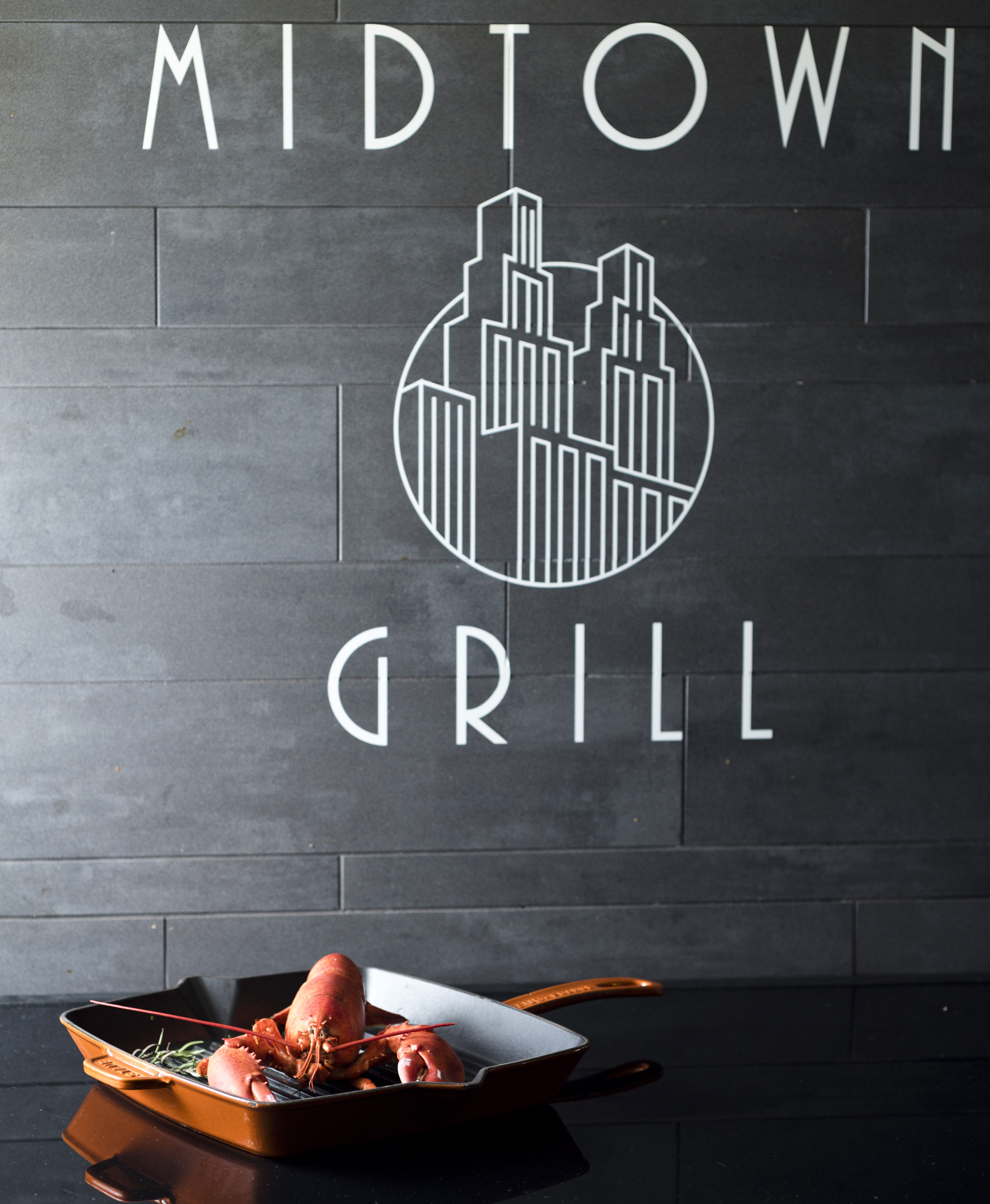 Midtown Grill Amsterdam - Amsterdam