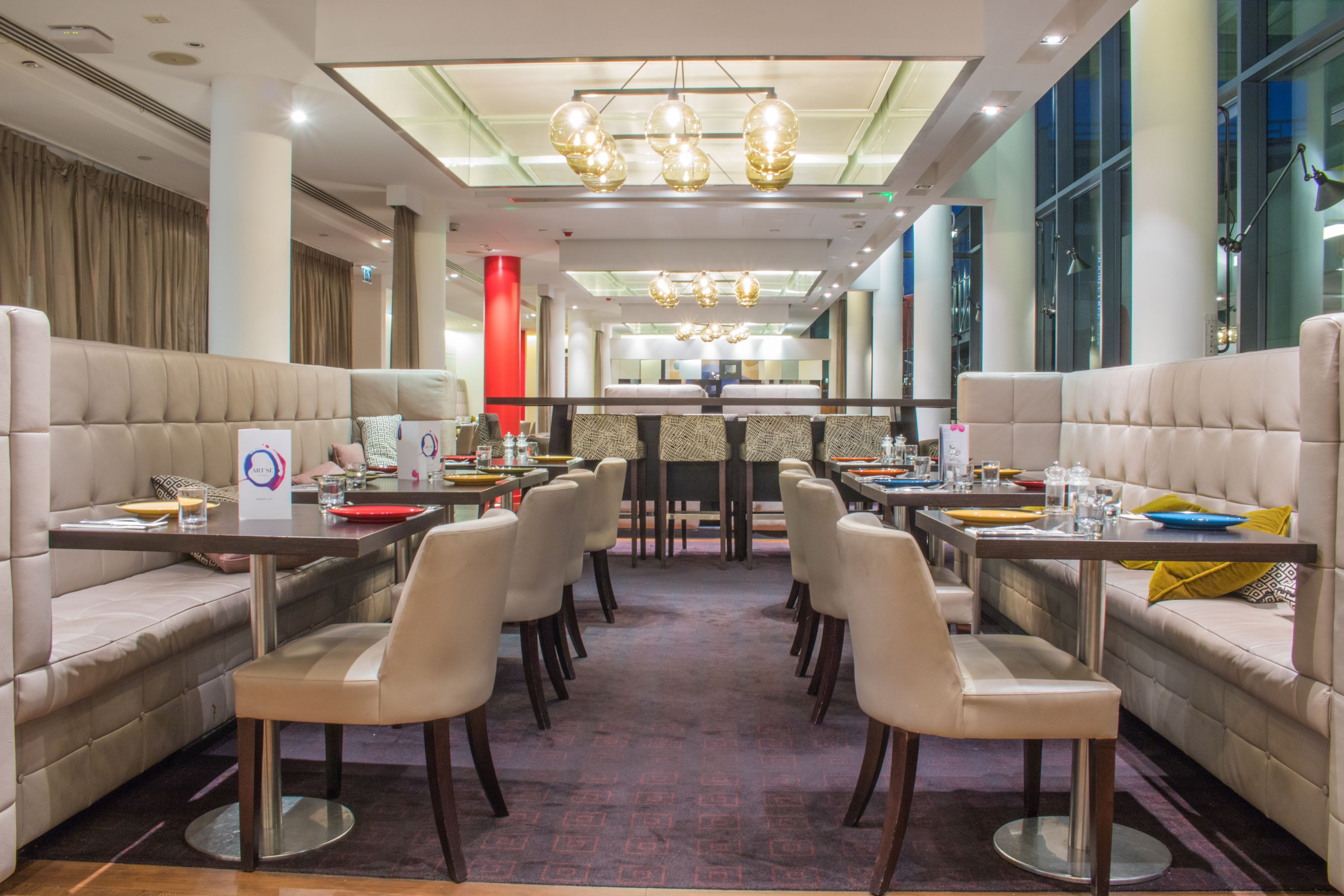 Arts Street Kitchen at DoubleTree by Hilton Hotel
