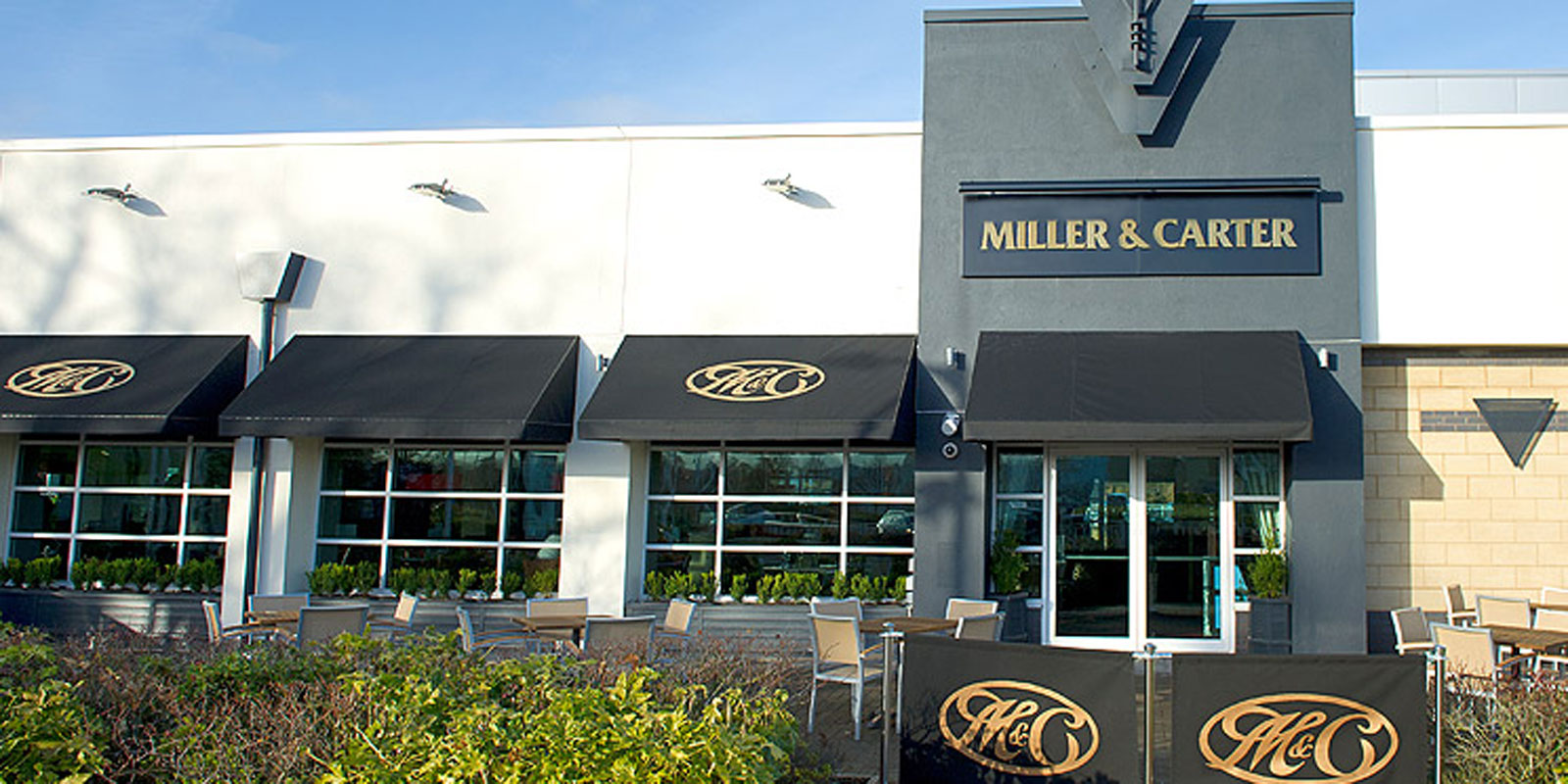 Reserve a table at Miller & Carter - Cheshire