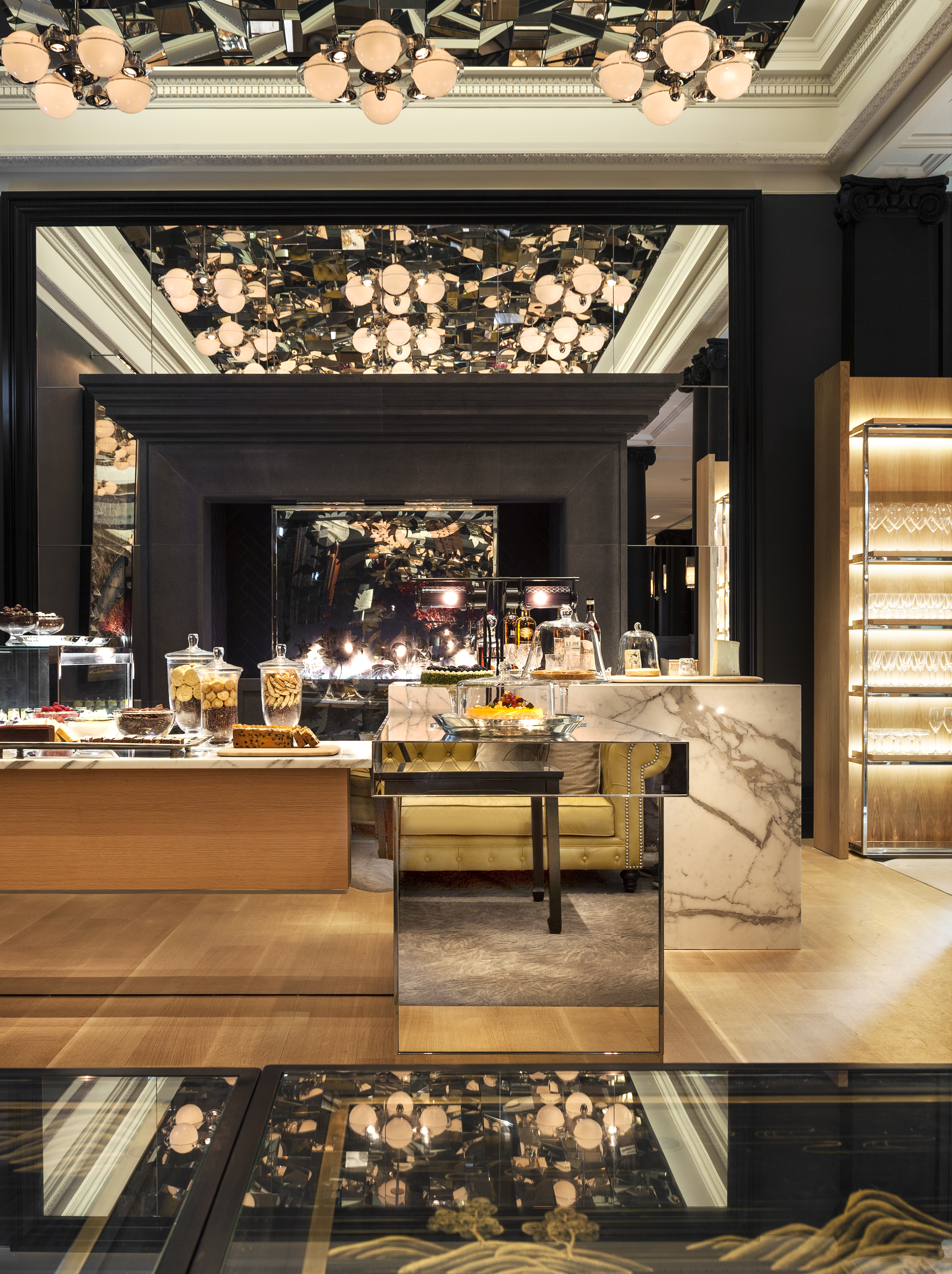 Mirror Room at Rosewood London - London