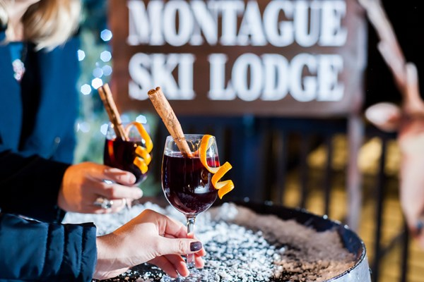 The Montague  on the Gardens - Beach Bar and Ski Lodge - London