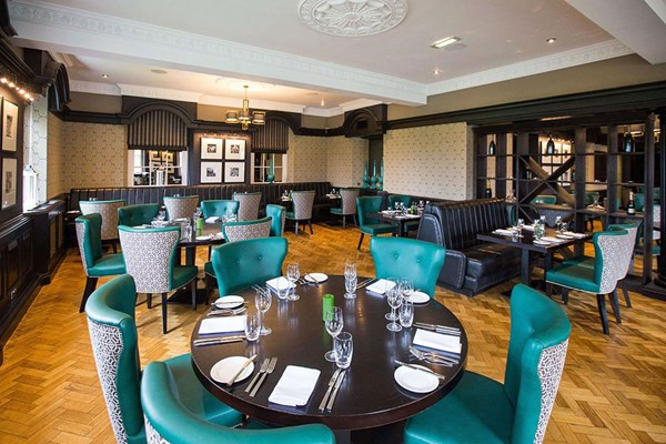 Carrington Grill at Mottram Hall - Cheshire