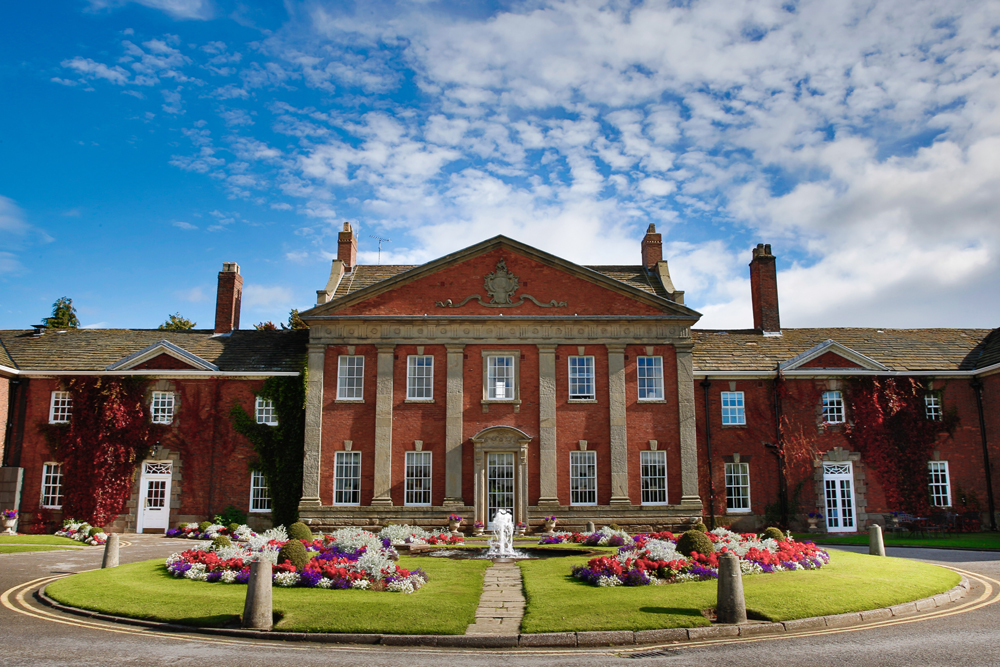 Afternoon Tea at Mottram Hall - Cheshire