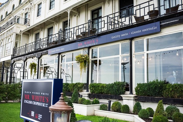 Mr White's English Chophouse by Marco Pierre White - Dover - Kent