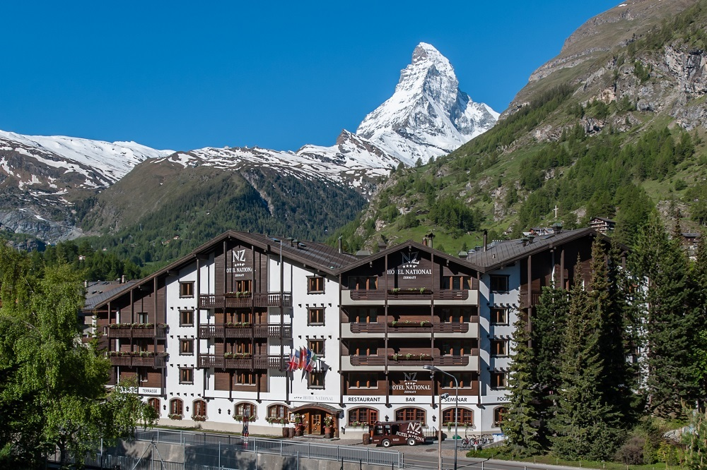 National Zermatt - Wallis