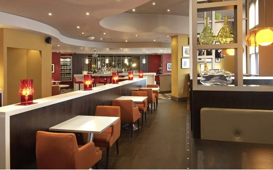 Reserve a table at Nicholson's at Hilton Nottingham