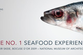 No.1 Seafood Experience by Geir Skeie - Oslo