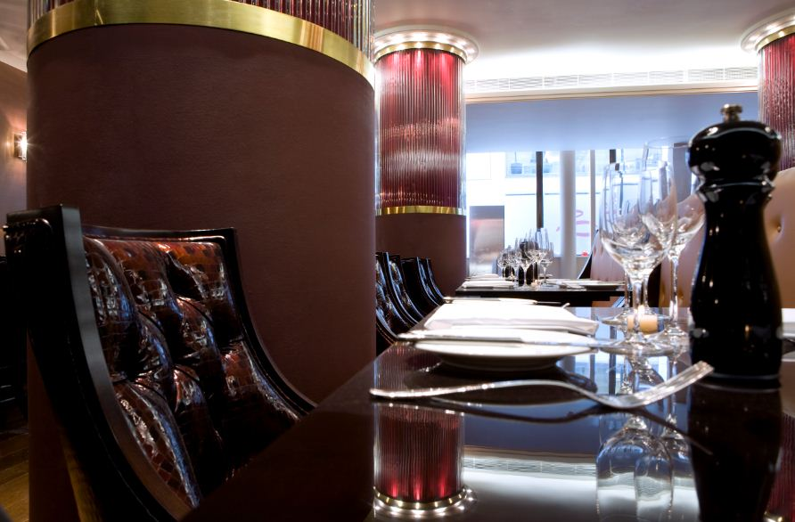 No.20 Restaurant @ Sanctum Soho Hotel - London