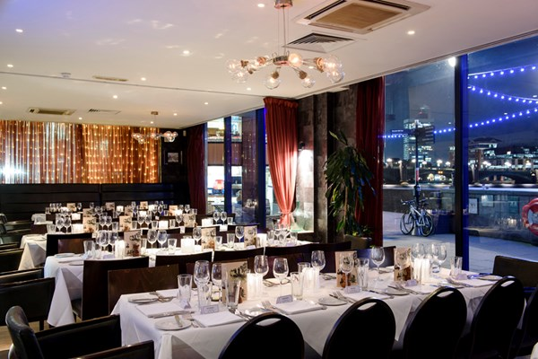 Northbank Restaurant - London