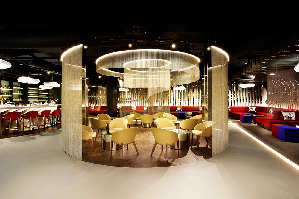 NY-LON Lounge Bar at The O2 - London