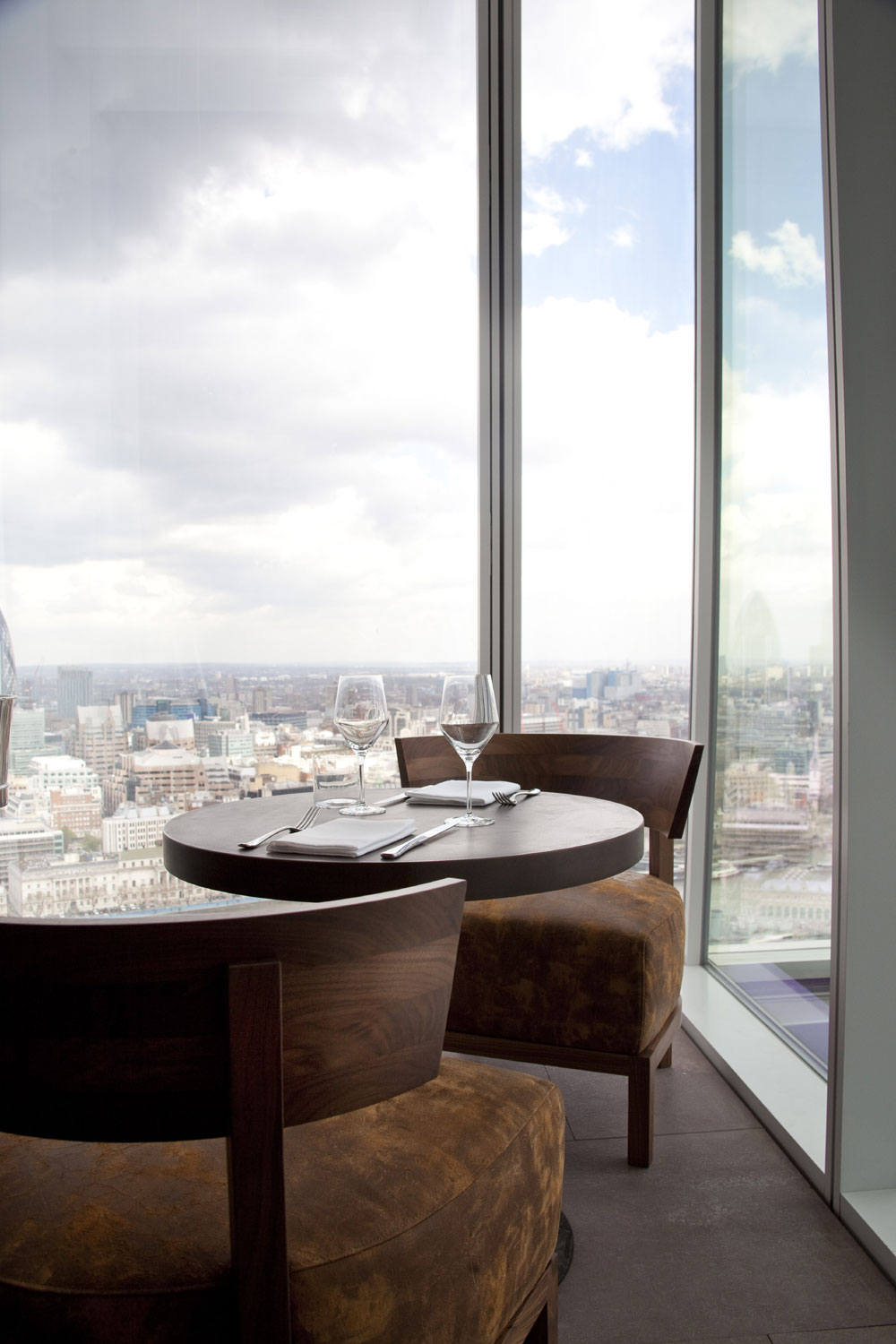 Oblix East at The Shard - London