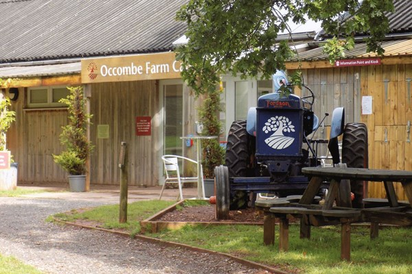 Occombe Farm Cafe - Devon