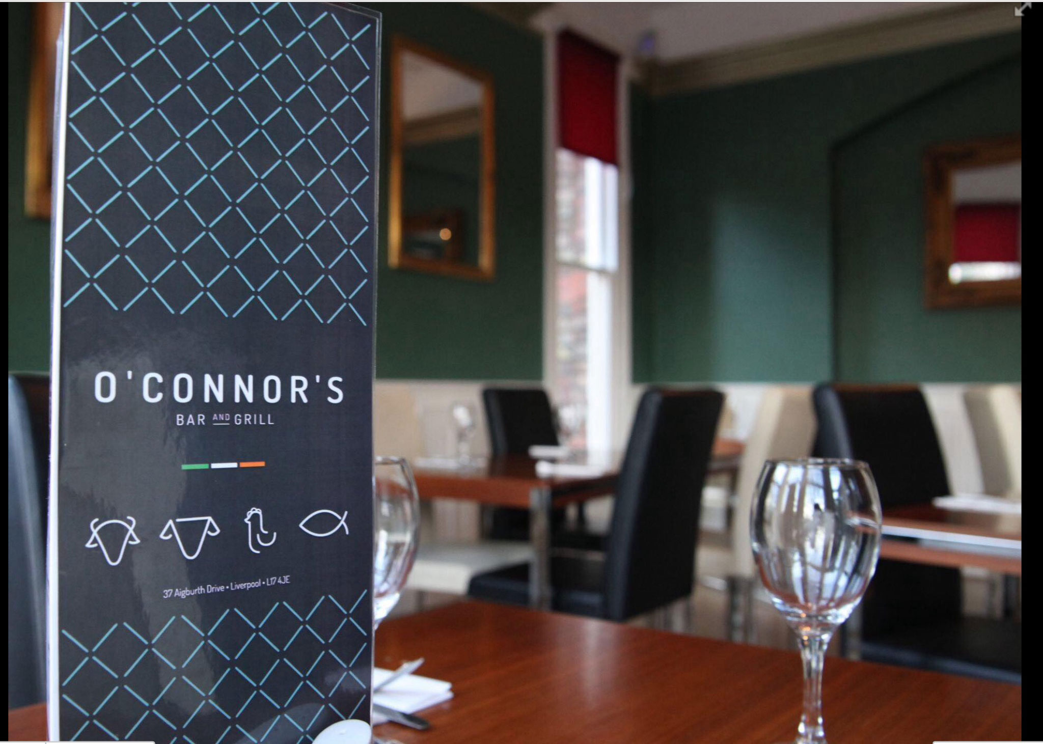 O'Connor's Bar & Grill - Liverpool