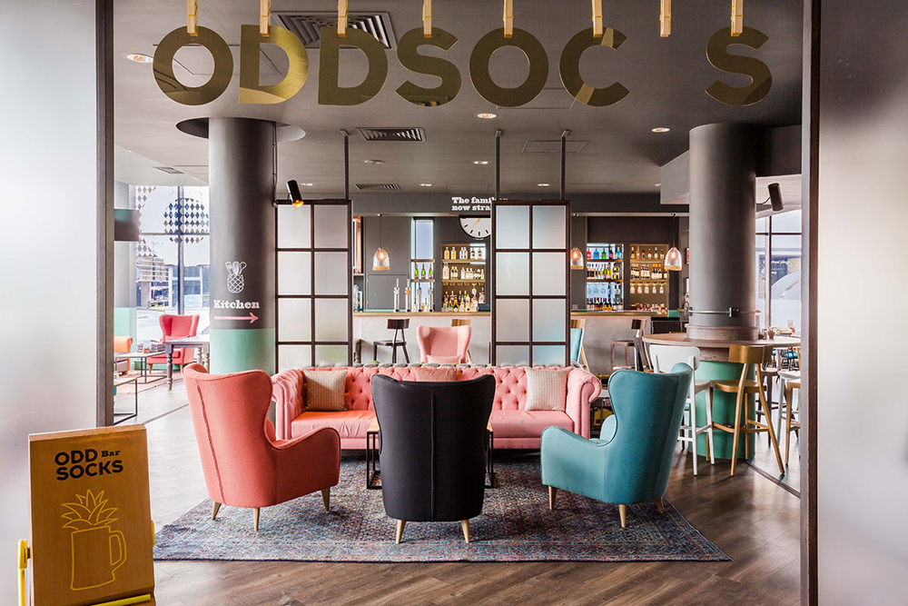 Oddsocks Bar & Kitchen - Brighton