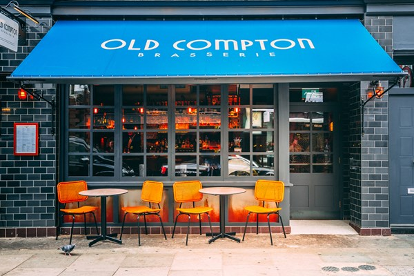 Old Compton Brasserie - London