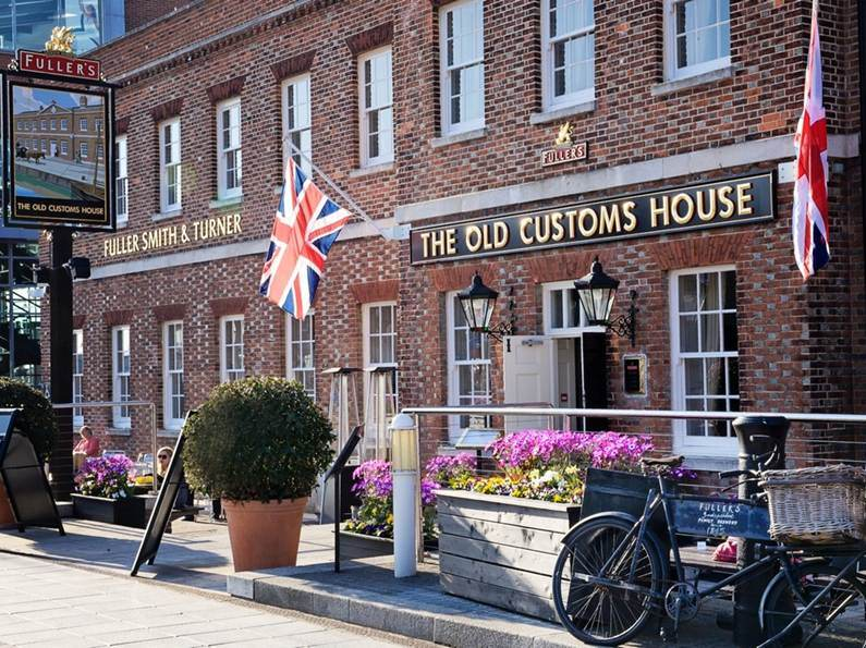 Old Customs House - Hampshire