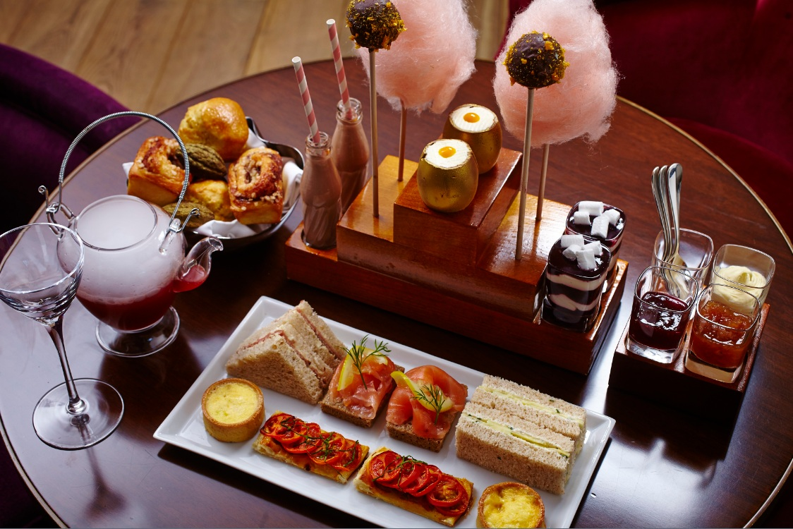Afternoon Tea at One Aldwych - London