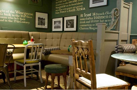 Reserve a table at O'Neill's - Carnaby Street