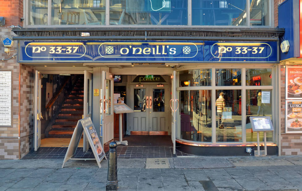 O'Neill's Soho - Wardour Street - London