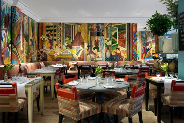 Oscar Restaurant & Bar - London