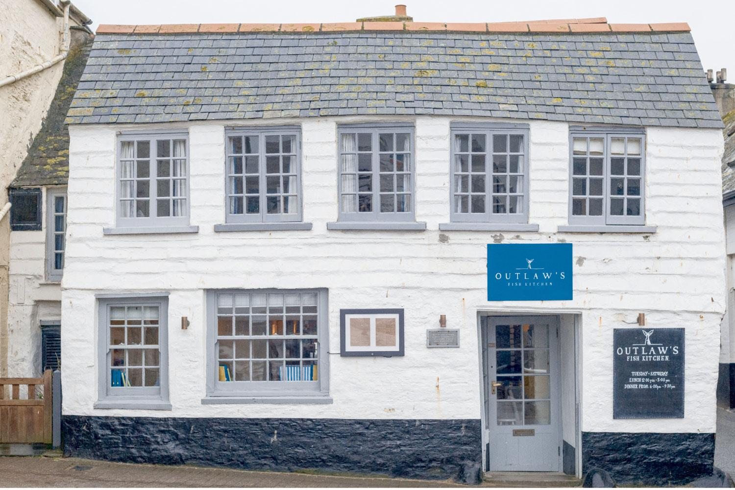 Outlaw's Fish Kitchen - Cornwall