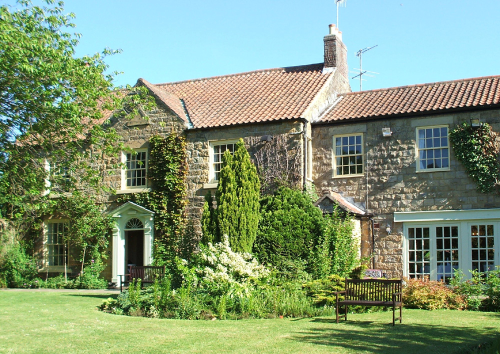 Ox Pasture Hall - North Yorkshire