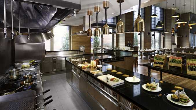 OXBO Bar and Grill at DoubleTree by Hilton Zagreb - Dubrovnik