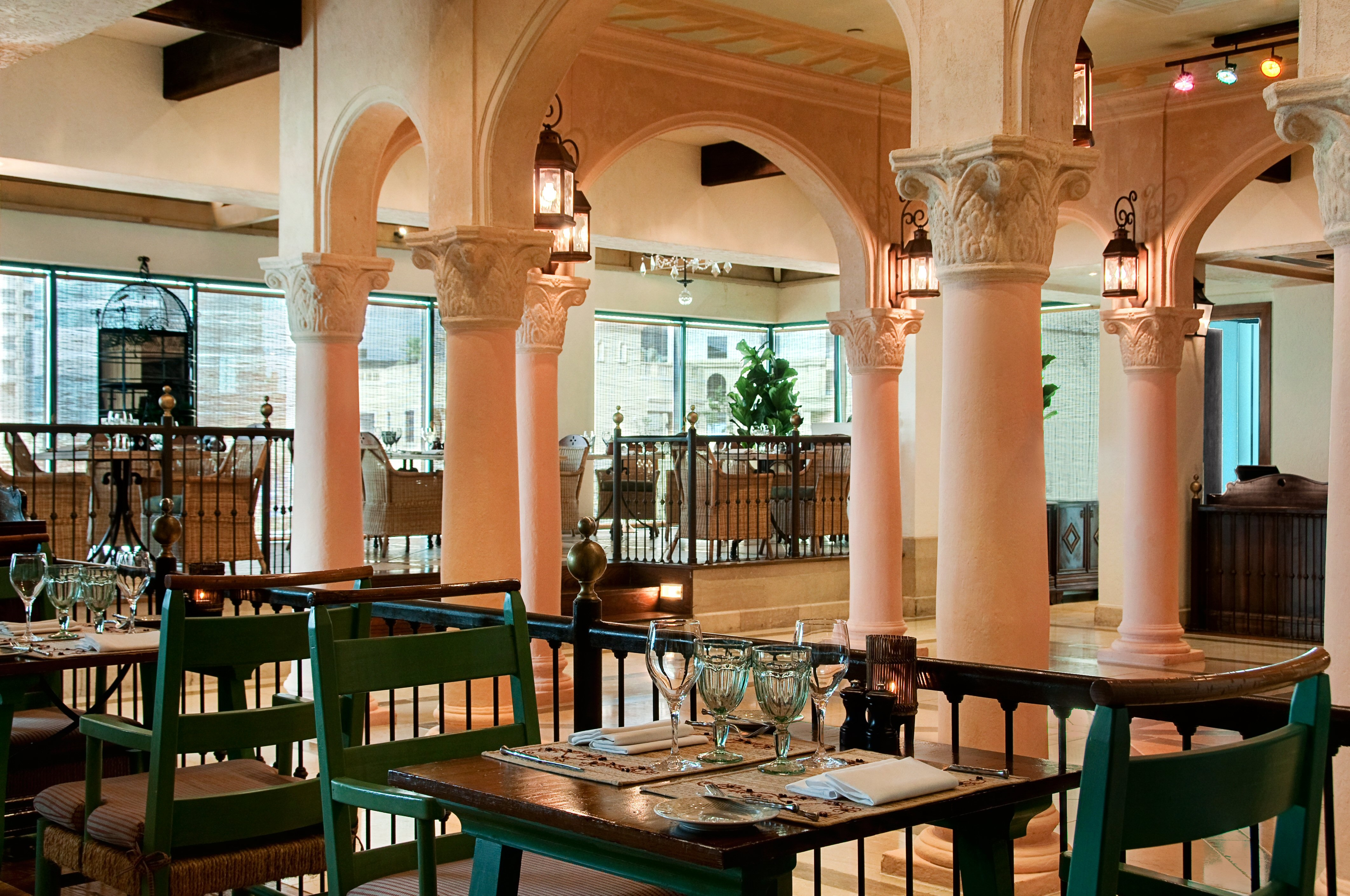 Pachanga Restaurant at Hilton Jumeirah - Dubai