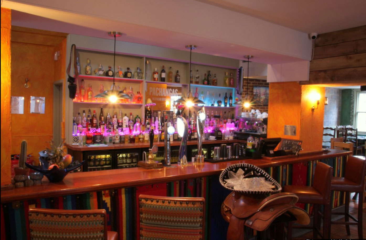Pachangas Mexican Restaurant - Oxfordshire