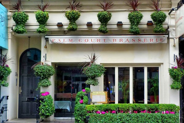 Palm Court Brasserie - London