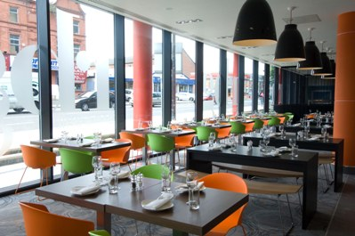 RBG @ Park Inn by Radisson, Manchester - Greater Manchester