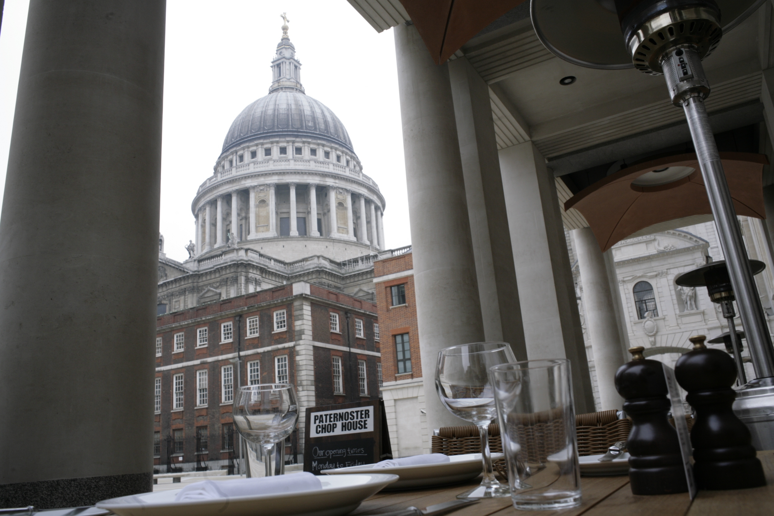 Paternoster Chop House - London