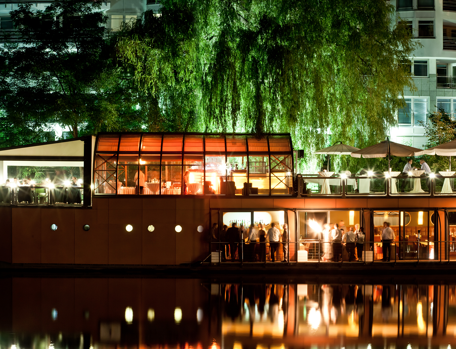 PATIO - Restaurantschiff - Berlin