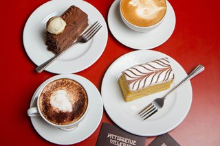 Patisserie Valerie - Brunswick Centre - London
