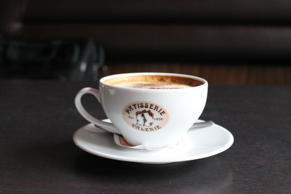 Patisserie Valerie - Edgware Road - London