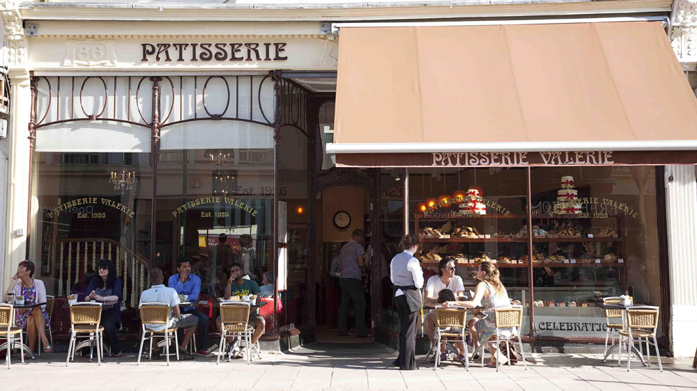 Patisserie Valerie - Torrington Place - London