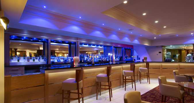 Pavilion Restaurant at Hilton East Midlands Airport - Derbyshire