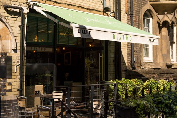 Petit Pois Bistro - London