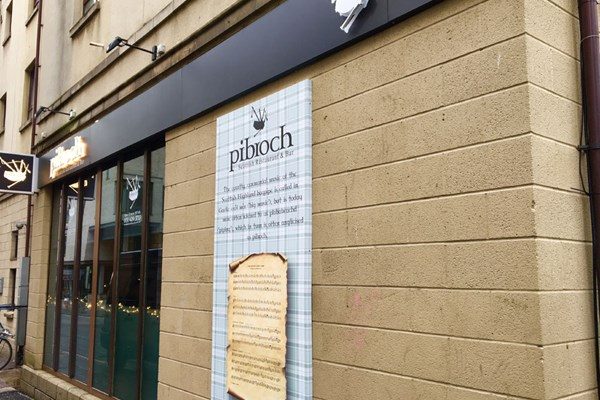 Pibroch Scottish - Edinburgh