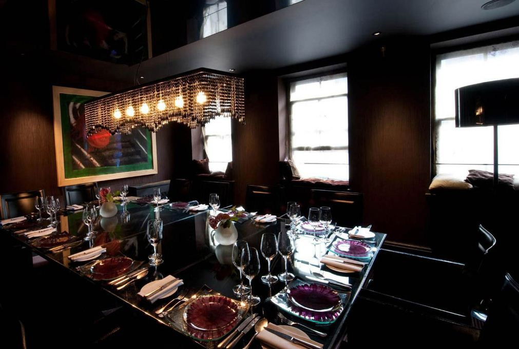 Pied a Terre - London
