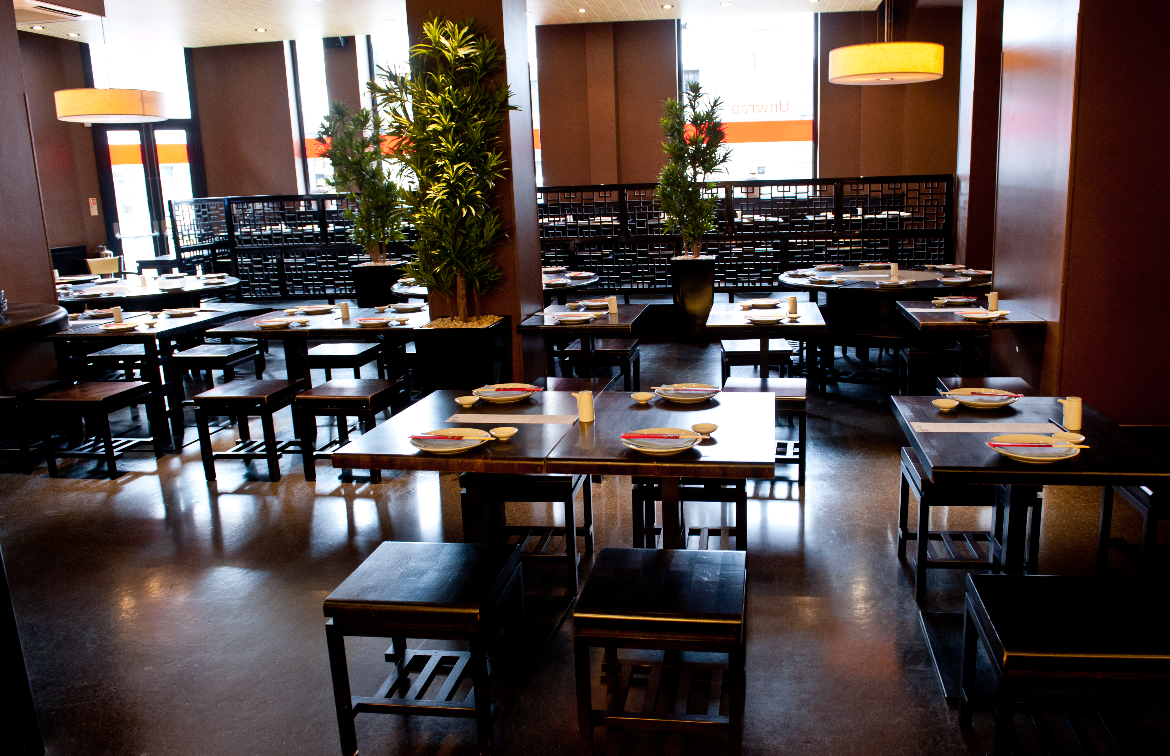 Ping Pong - Westbourne Grove - London