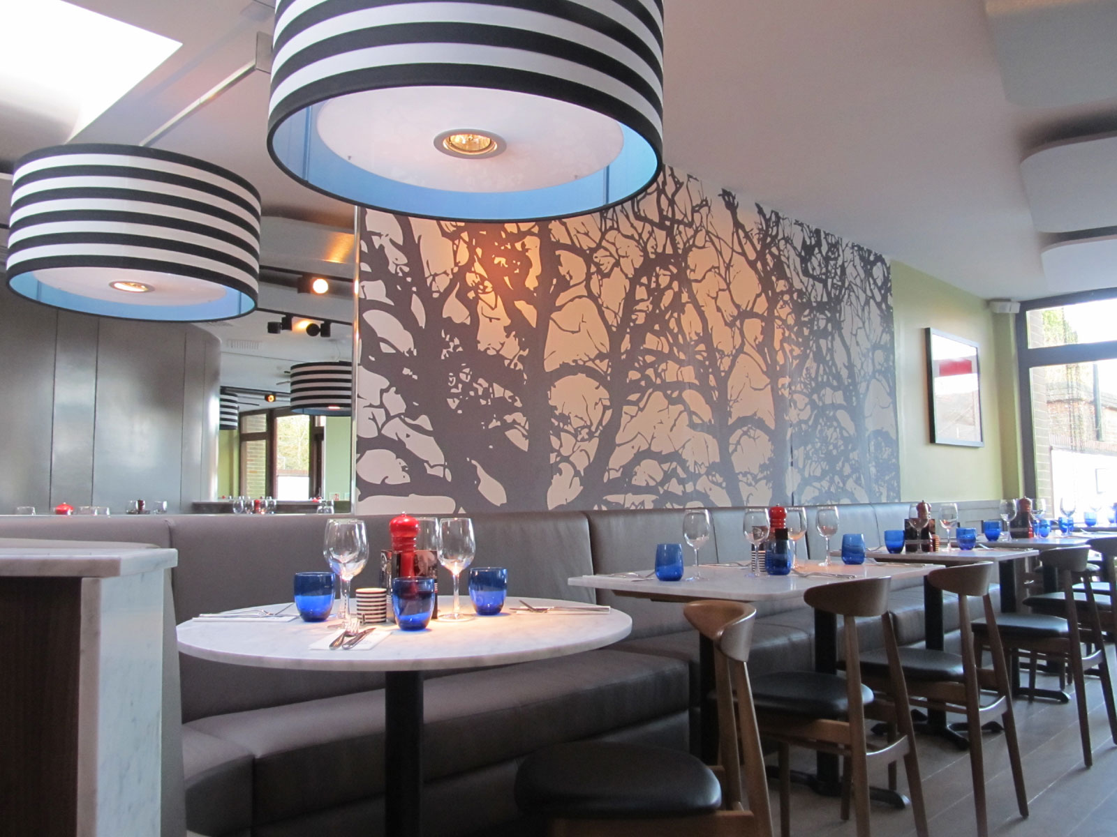 Reserve a table at PizzaExpress Amersham
