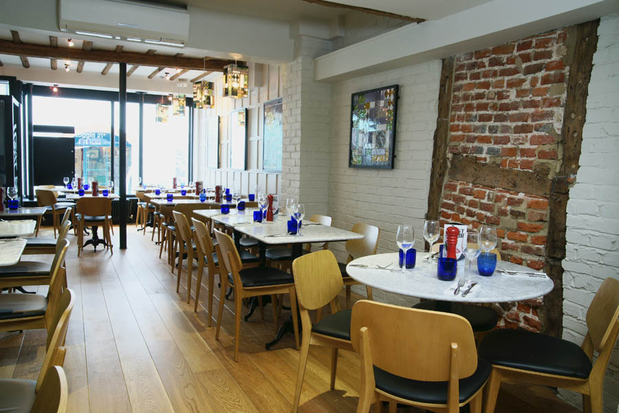 Reserve a table at PizzaExpress Arundel