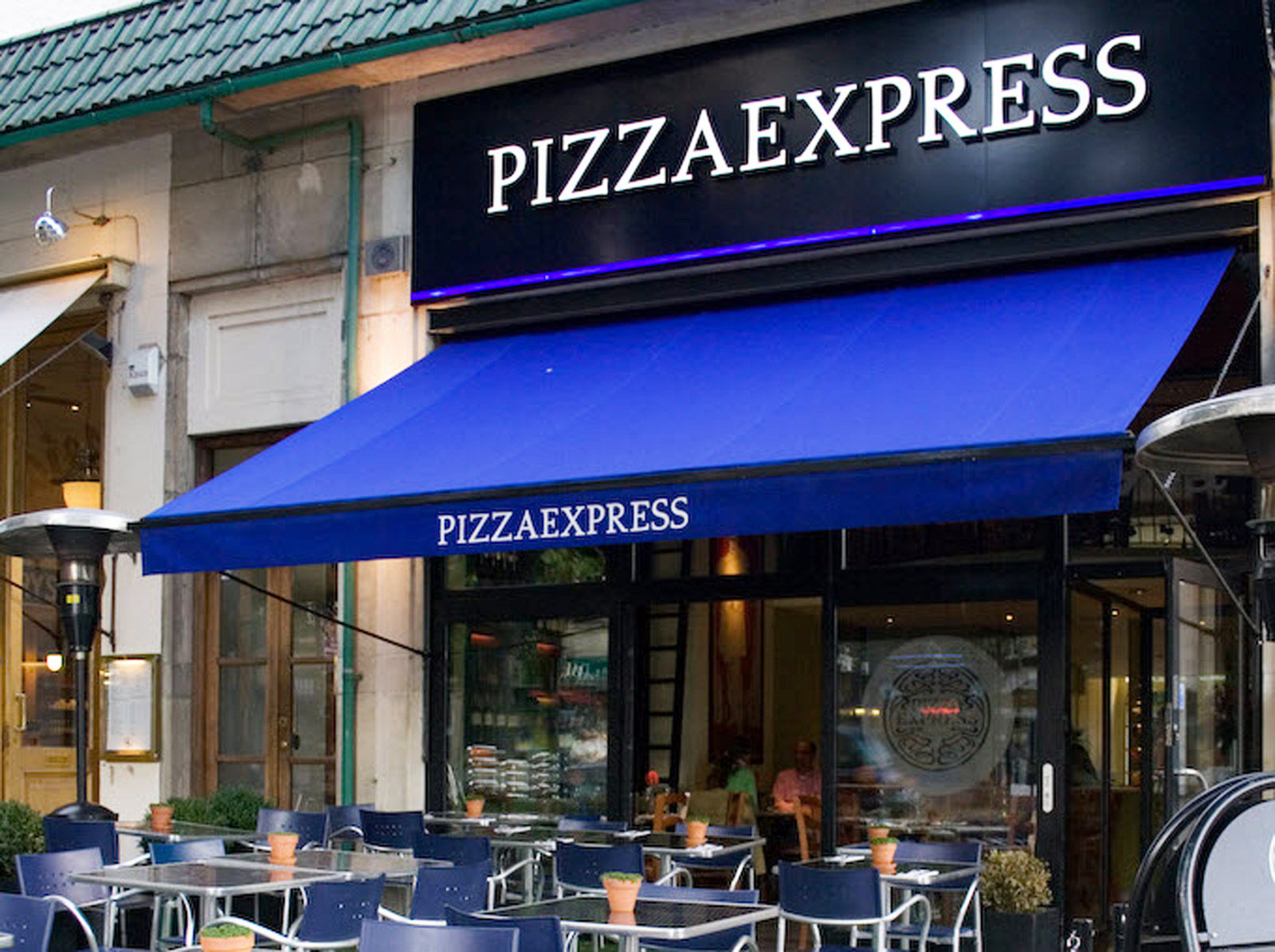 Reserve a table at PizzaExpress Belsize Park