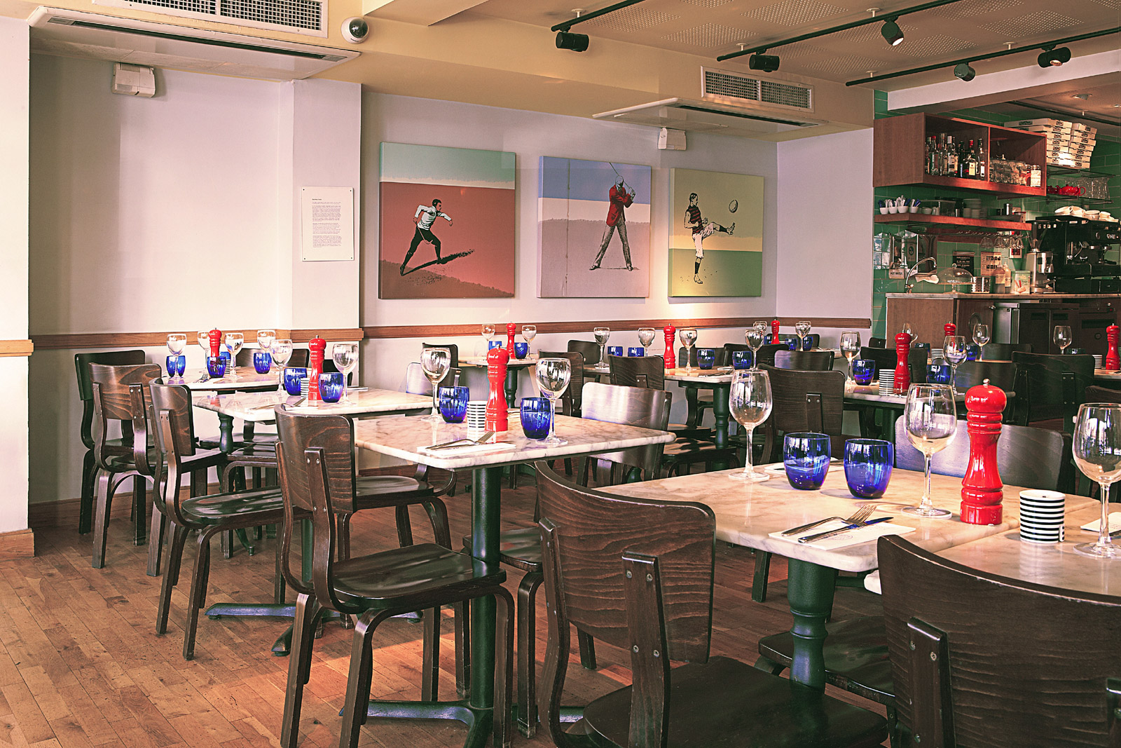 Reserve a table at PizzaExpress Blackheath