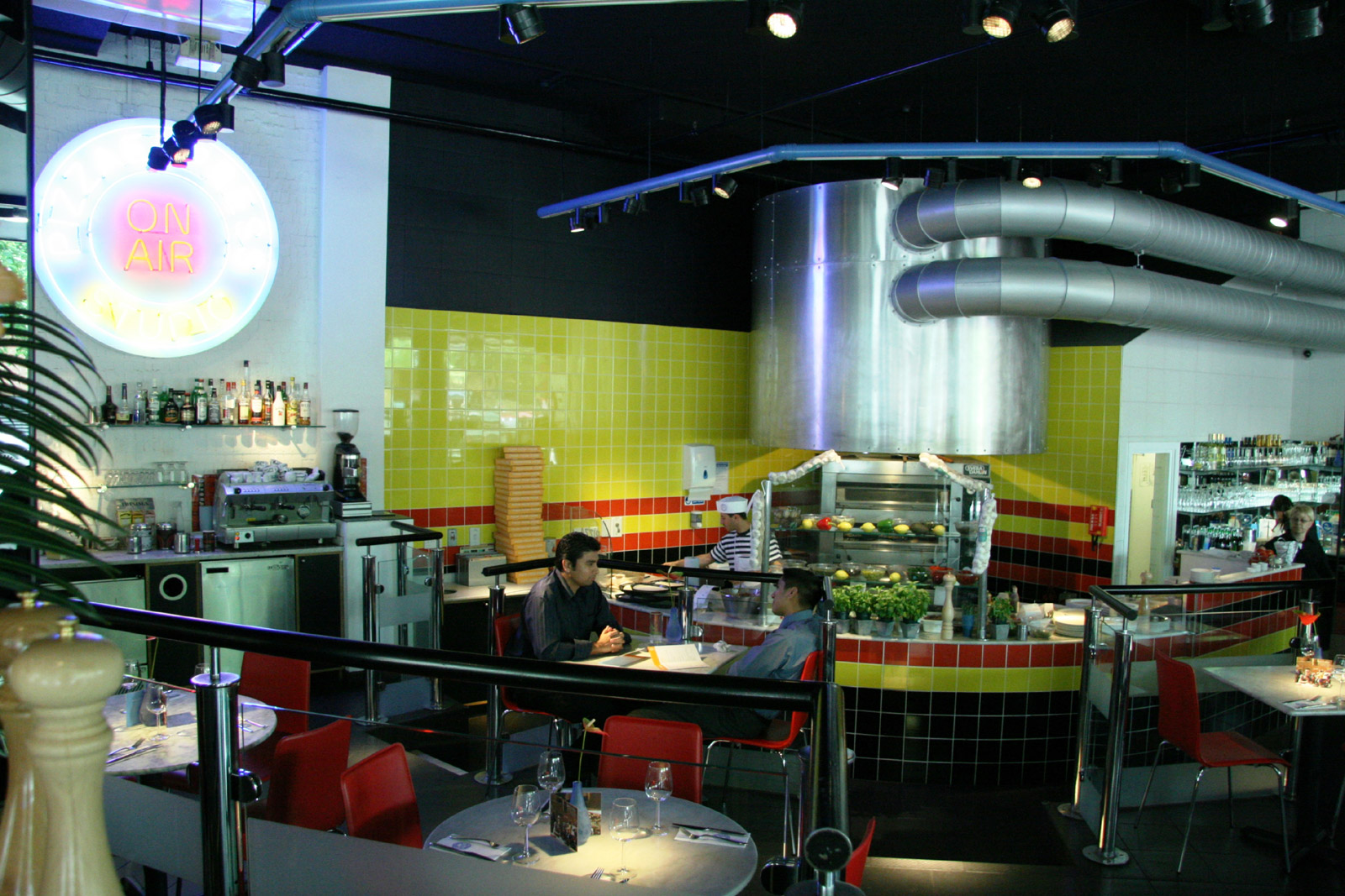 Reserve a table at PizzaExpress Shepherds Bush