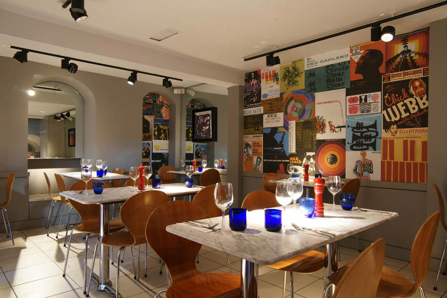 Reserve a table at PizzaExpress Camden