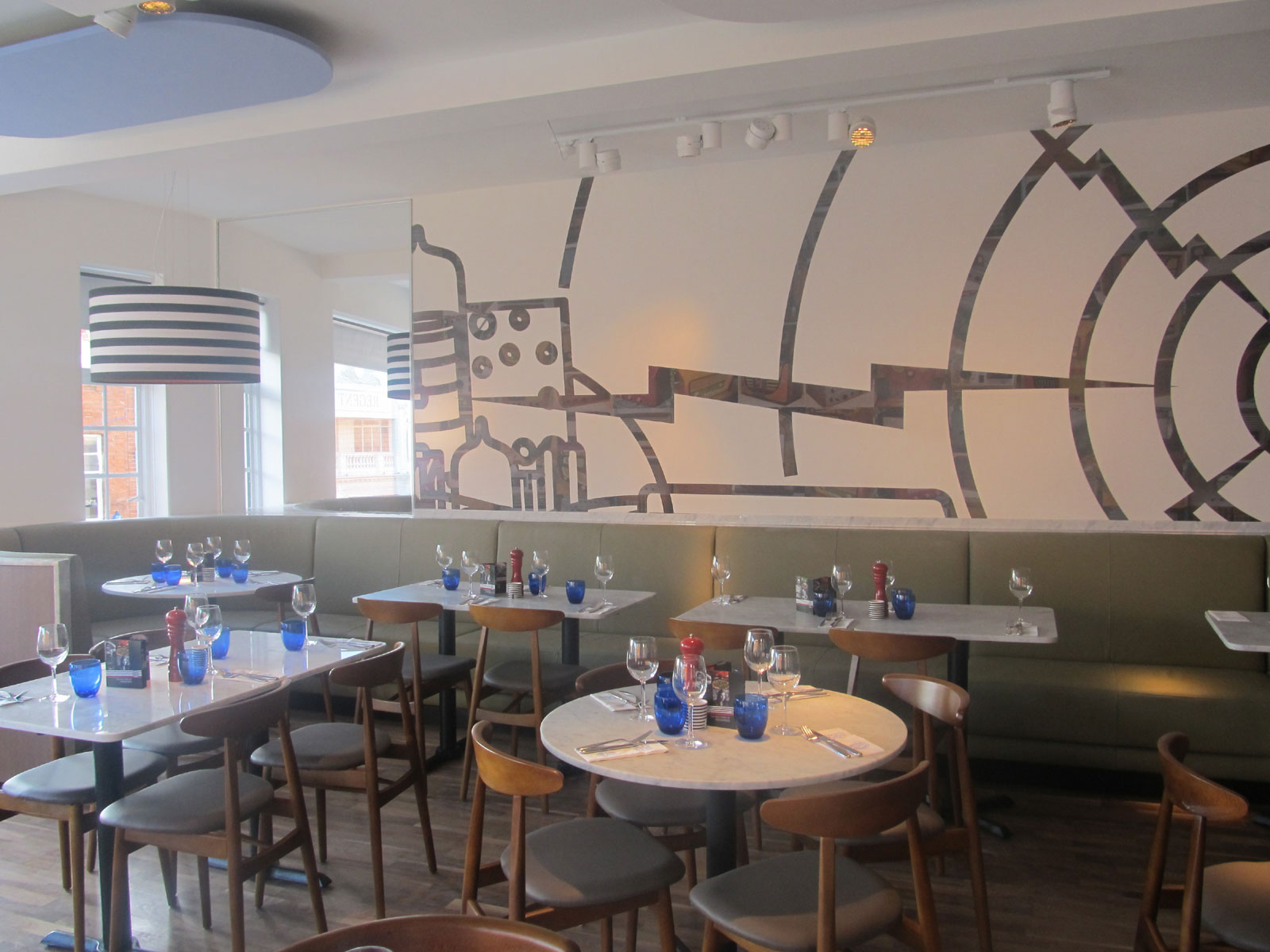Reserve a table at PizzaExpress Chelmsford